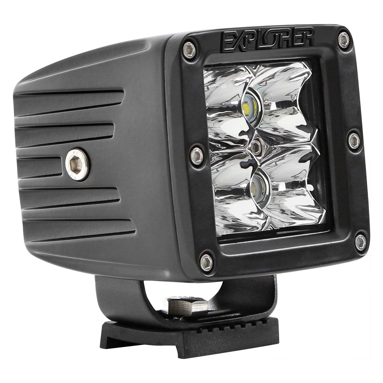 "Pro Comp® - Explorer 3"" 2x12W Cube Spot Beam LED Lights"