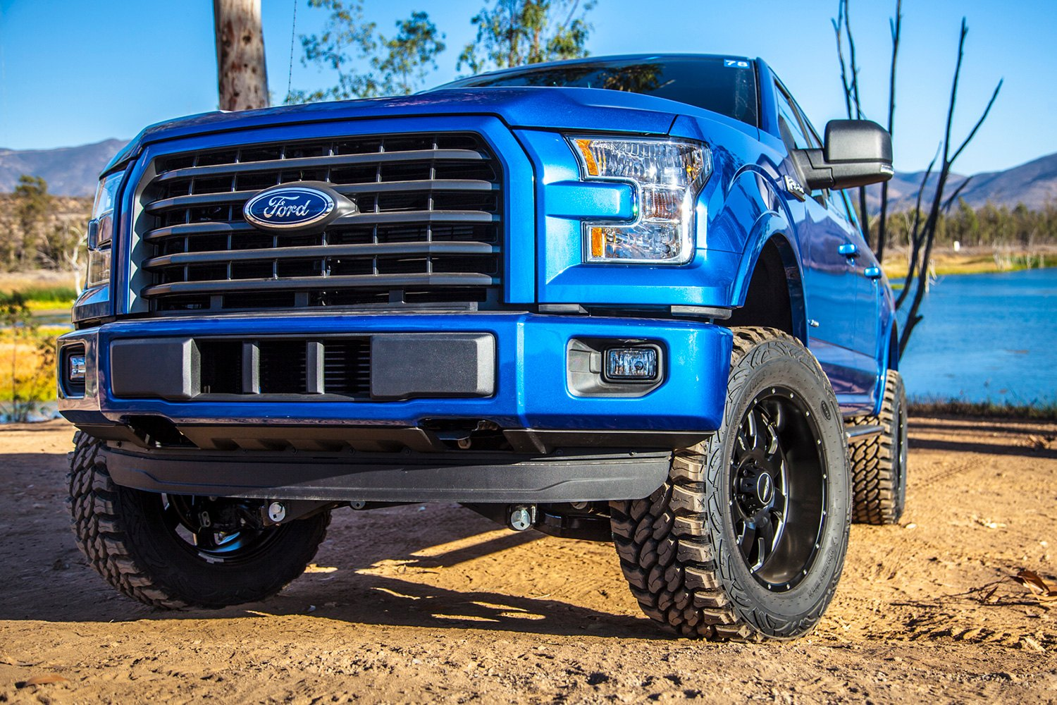 2016 Ford F150 Lifted >> Pro Comp 6 Front And Rear Complete Lift Kit