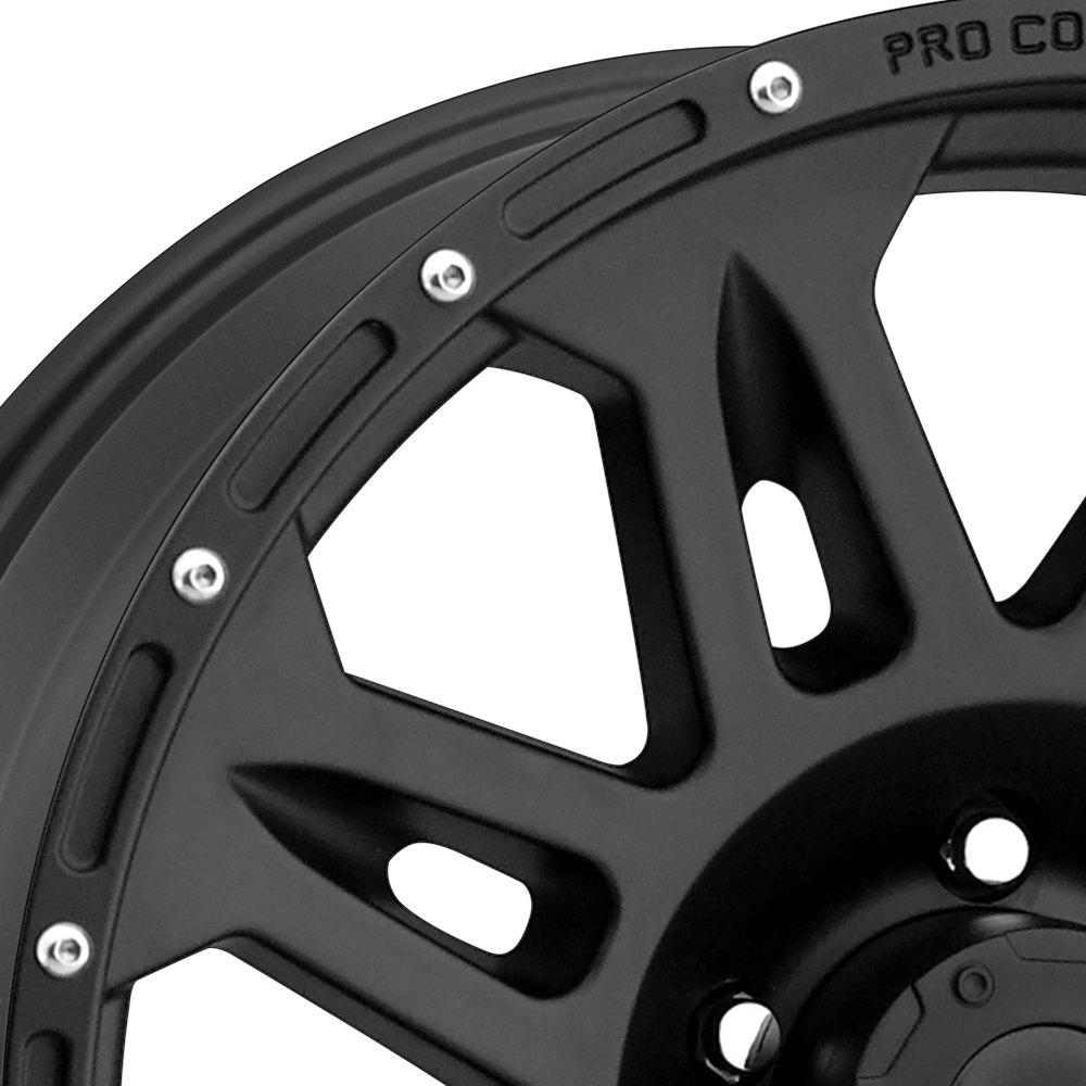 Pro Xpo Matte Black Cws: PRO COMP® 05 SERIES Wheels