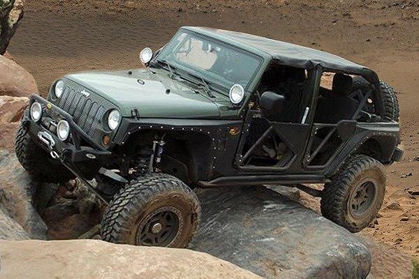Jeep Wrangler 07-18 Pro Comp 29 SERIES LA PAZ Wheels 16x8