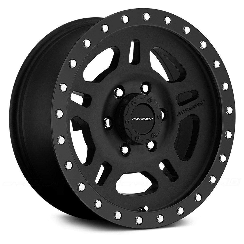 Pro Comp 5029-78573 La Paz Series 29 17x8.5 Wheel 5x5 Bolt Pattern Satin Black