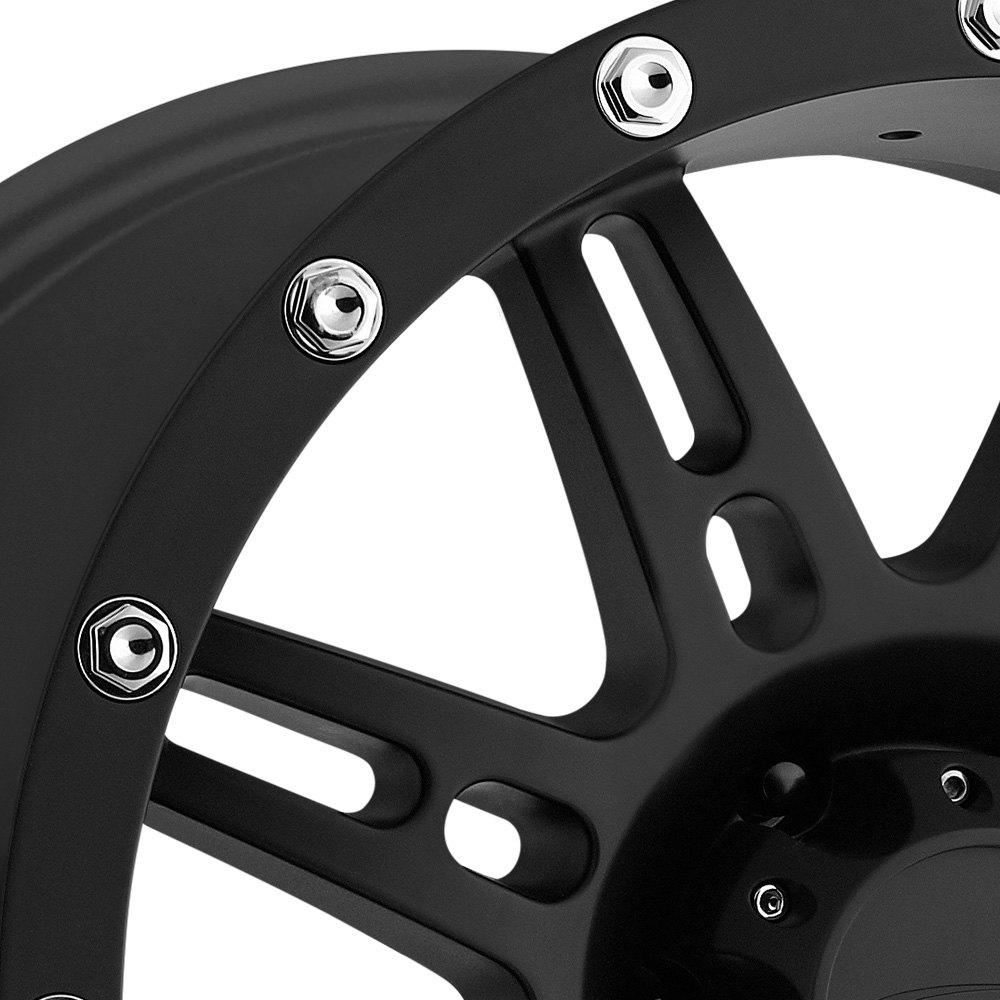 Pro Xpo Matte Black Cws: PRO COMP® 31 Wheels