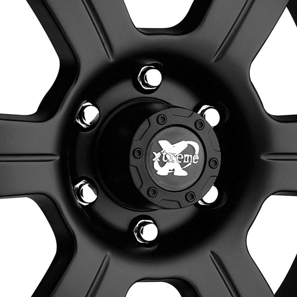 Pro Xpo Matte Black Cws: PRO COMP® 89 SERIES Alloy Wheels