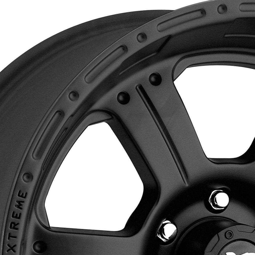 Pro Xpo Matte Black Cws: PRO COMP® 89 SERIES Wheels