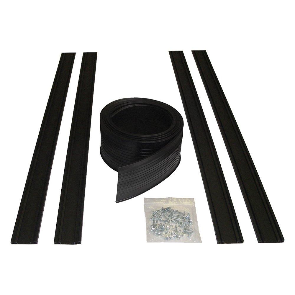 Proseal 174 54016 16 U Shape Garage Door Bottom Seal Kit