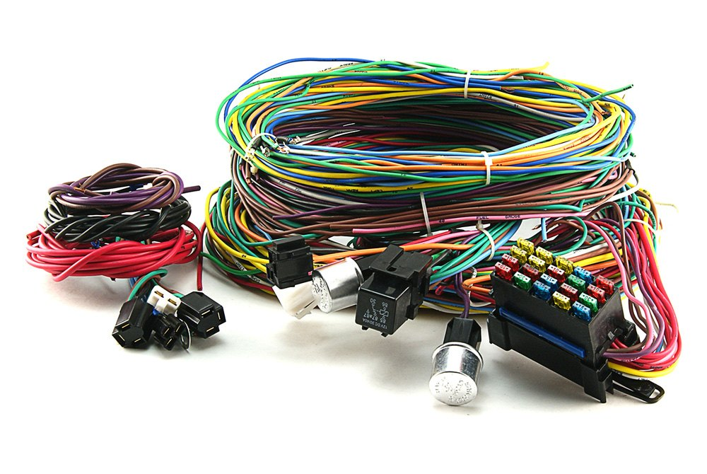 Pro Comp Wiring Harness - Wiring Diagram Img Jeep Comp Wiring Harness Kit on
