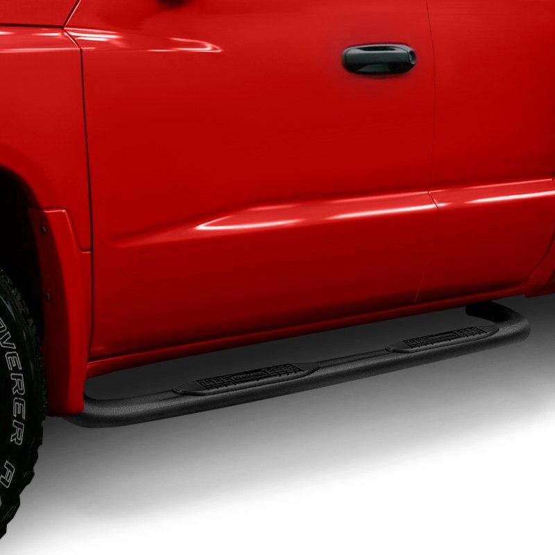 promaxx automotive chevy colorado 2016 3 cab length round nerf bars. Black Bedroom Furniture Sets. Home Design Ideas