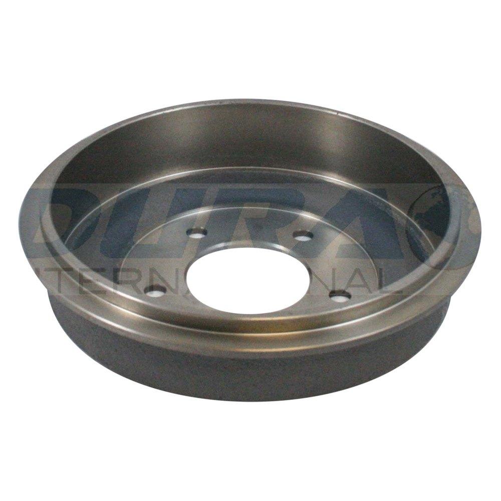 Front Drum Brakes : Pronto bd front brake drum ebay