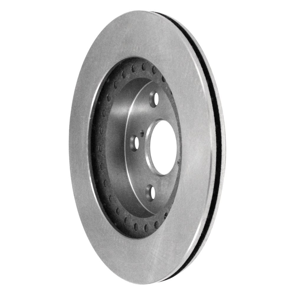 DuraGo BR31208 Front Vented Disc Brake Rotor