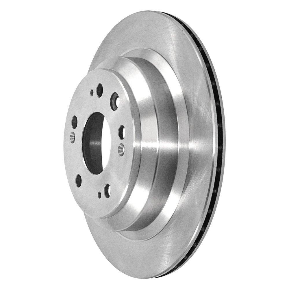 Acura RL 2005-2012 Vented 1-Piece Brake Rotor