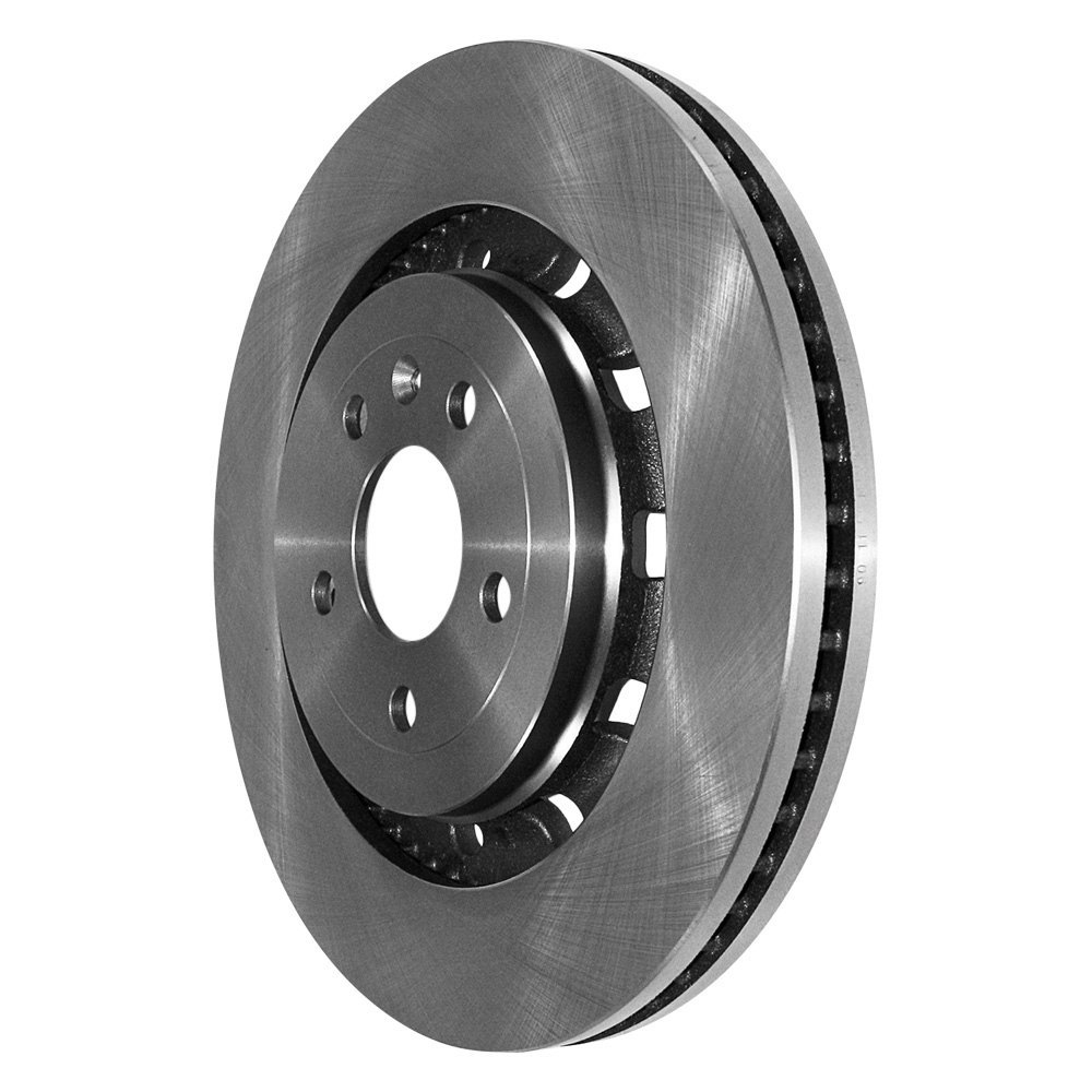 DuraGo® - 1-Piece Front Brake Rotor