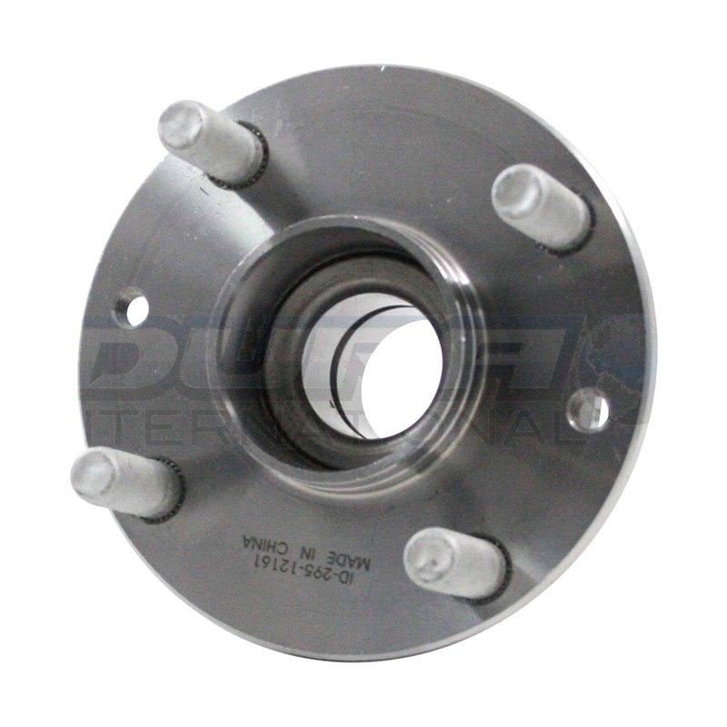 how to change wheel bearings on an integral hub