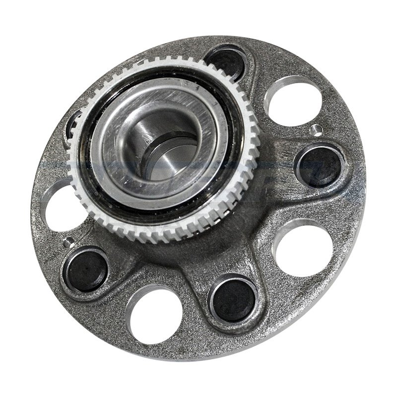 [Installing Rear Wheel Bearing In A 2002 Acura Mdx