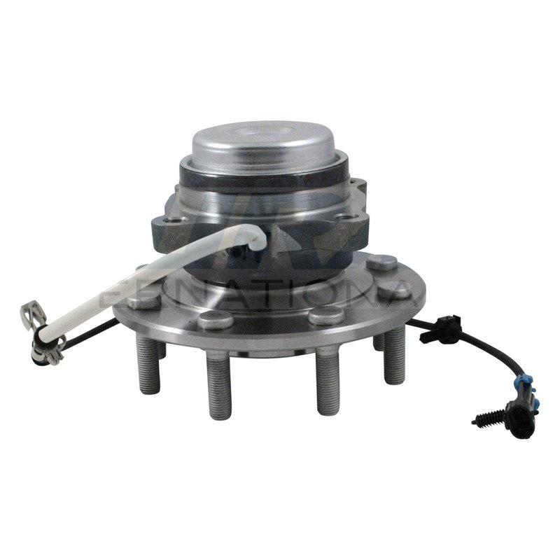 GMC Savana 3500 2016-2017 Front Wheel Bearing