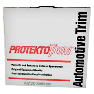 Prostripe 50 39 tape on door edge molding for Pro equipement restauration
