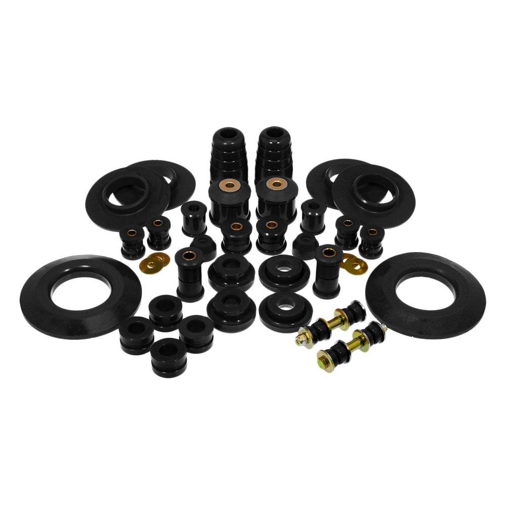 Prothane 4-303-BL Black Rear Watts Linkage Bushing Kit