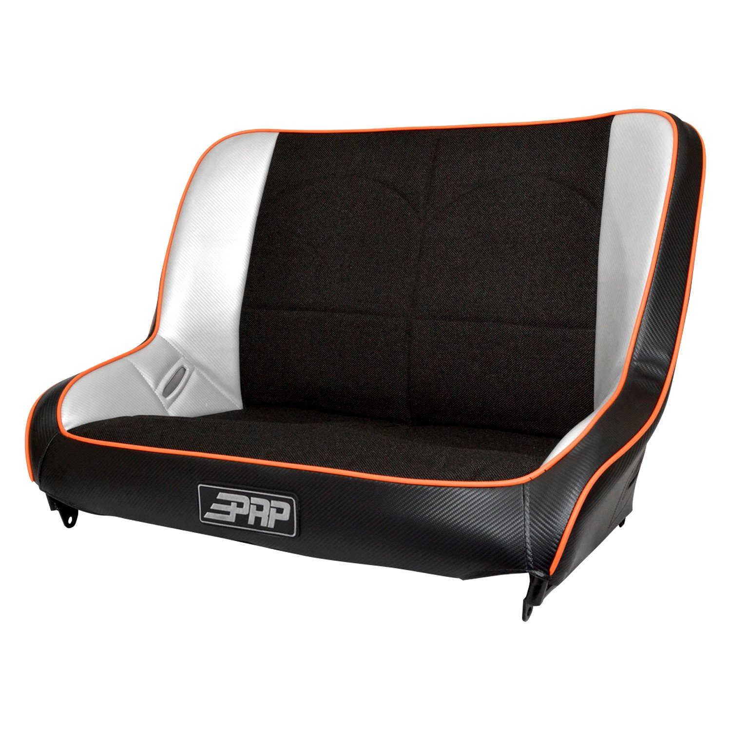 Very Impressive portraiture of PRP Seats® Front Bench Seat with #B74814 color and 1500x1500 pixels