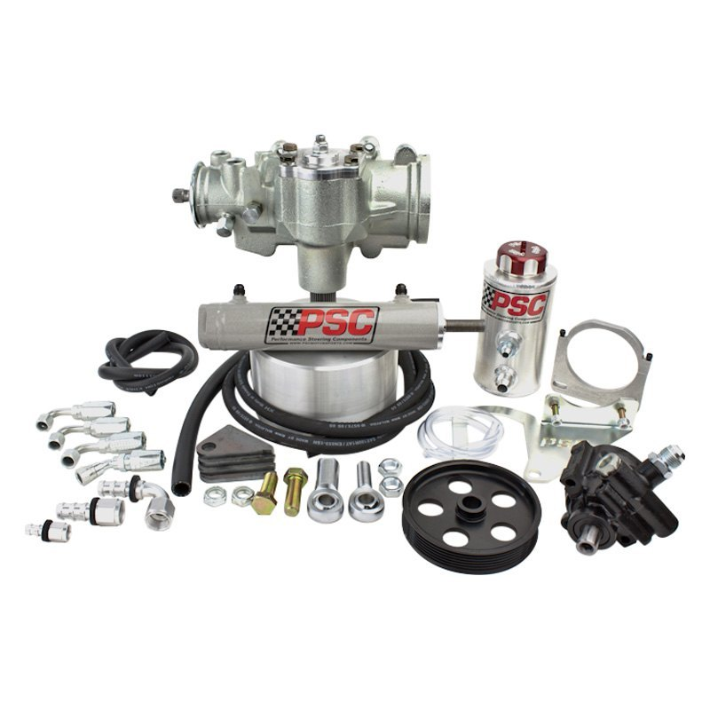 Hydraulic Assist Cylinders : Psc motorsports hydraulic cylinder assist kit