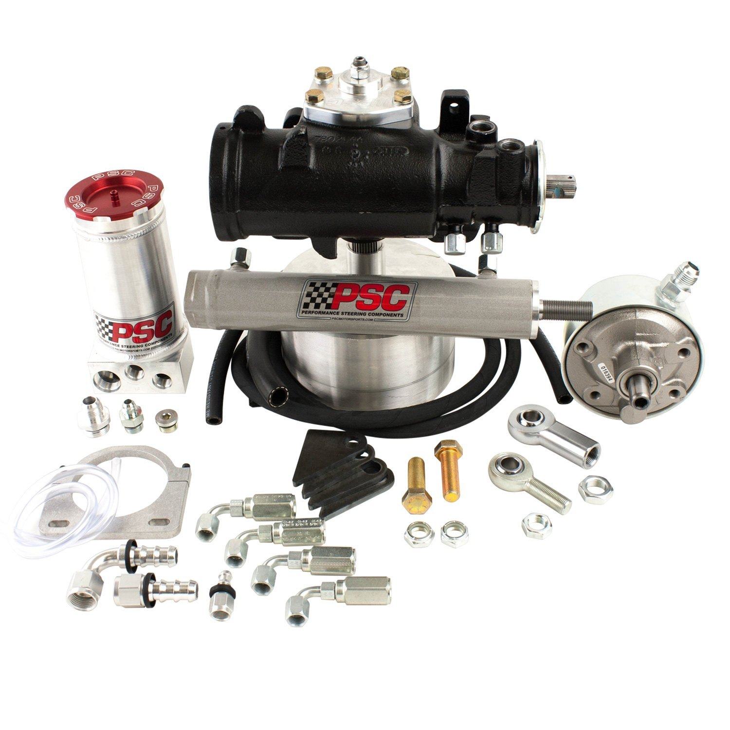 Hydraulic Assist Cylinders : Psc motorsports extreme hydraulic cylinder assist kit