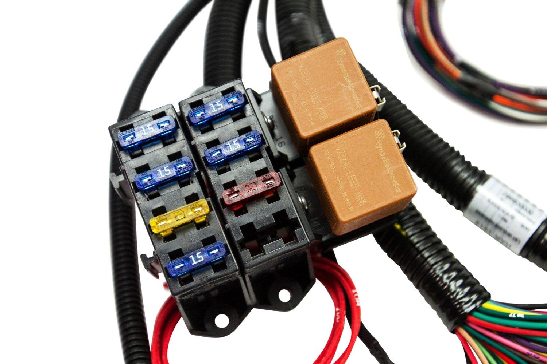 PSI® HAR-1012 - DBC Standalone Wiring Harness on