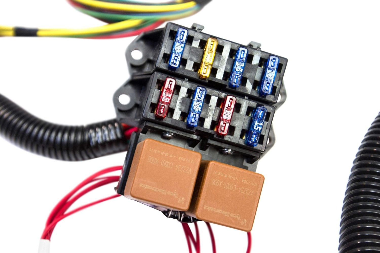 PSI® HAR-1030 - DBW Standalone Wiring Harness