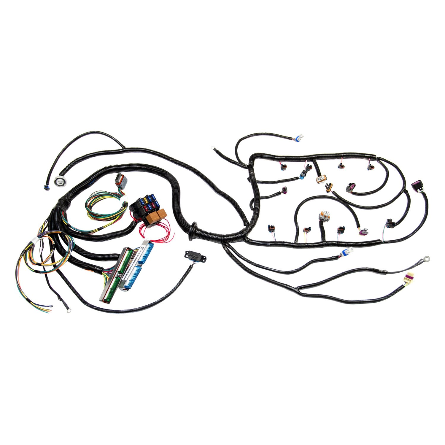 Psi Lt1 Wiring Harness Trusted Diagram 1993 Standalone Har 1030 Dbw Rh Carid Com Engine Pinout 93