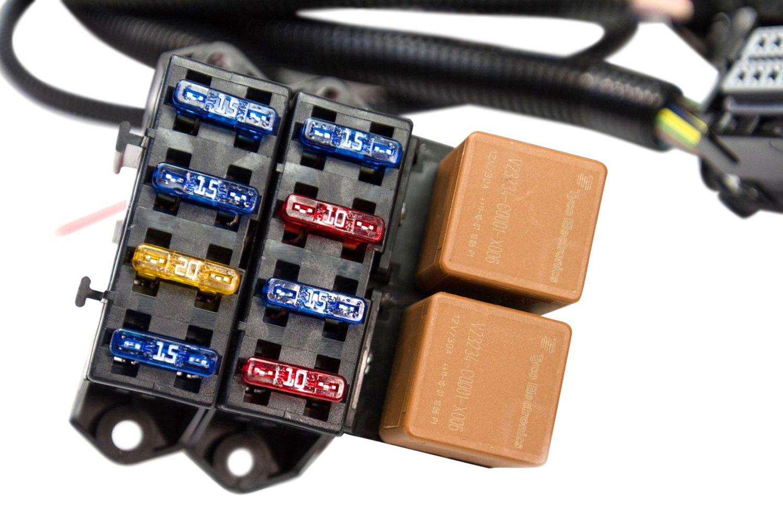 Pleasant Psi Har 1035 Dbw Standalone Wiring Harness Wiring Digital Resources Jebrpkbiperorg