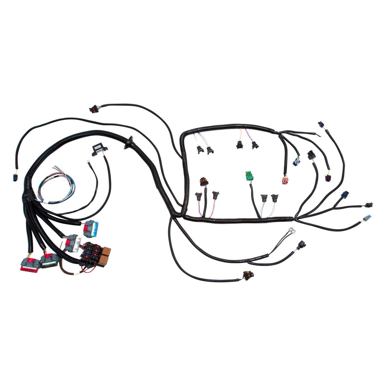 PSI® HAR-1088 - Wiring Harness | Psi Wire Harness |  | CARiD.com