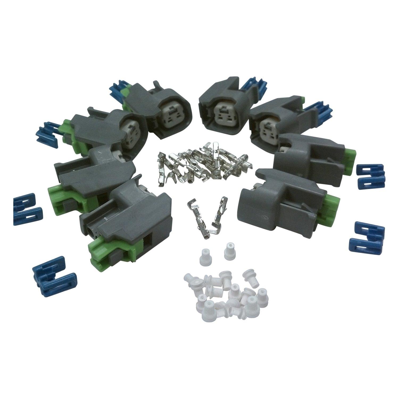 PSI® KIT-1015 - EV6 Fuel Injector Connector Kit