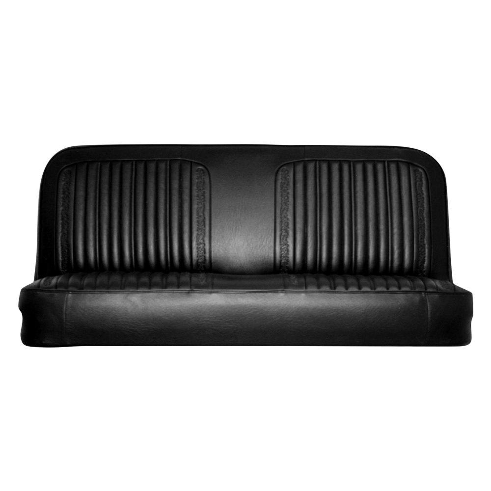 Pui Interiors 71ts10b Front Black Walrus Grain Vinyl