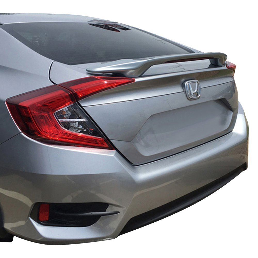 Pure® - Factory Style Inspired Rear Spoiler with Light