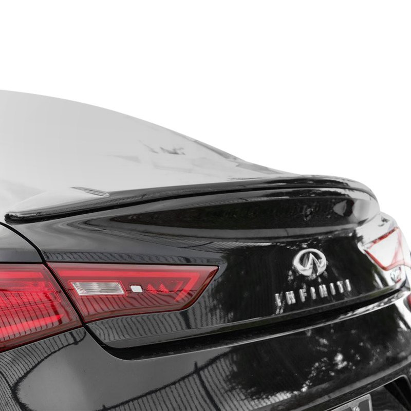 2017 Infiniti Q60 Exterior: Infiniti Q60 2017 Factory Style Fiberglass Rear