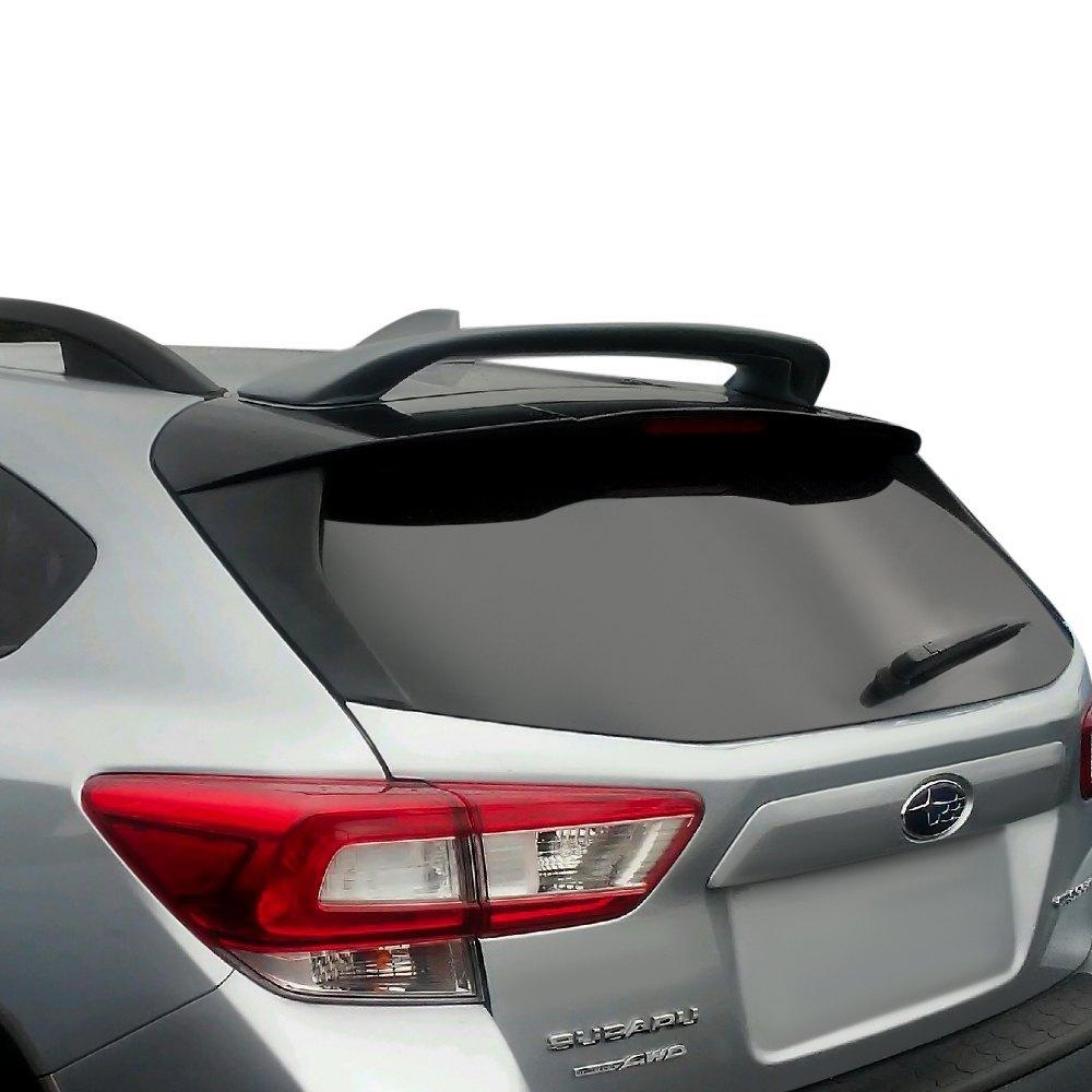 For Subaru Impreza 18 Pure Custom Style Fiberglass Rear ...