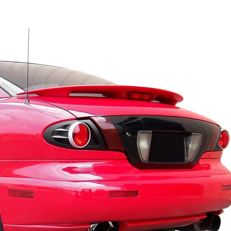 Pure Pontiac Sunfire Coupe 2001 2004 Factory Style Flush Mount Rear Spoiler With Light