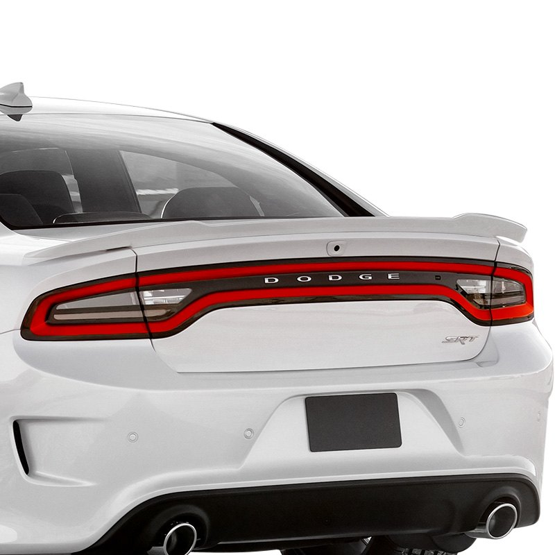 Dodge Charger Hellcat Flush Mount Factory Style Spoiler Autos Post