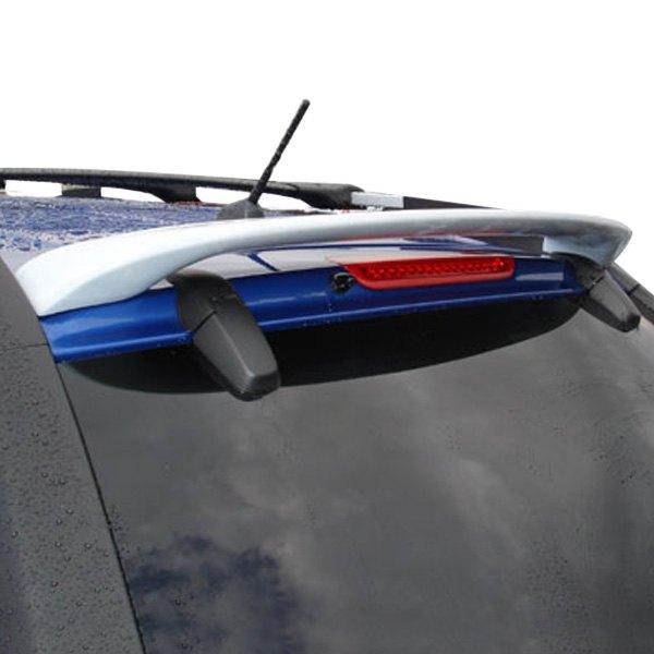 Pure 174 kia sportage 2005 2010 custom style fiberglass rear roof