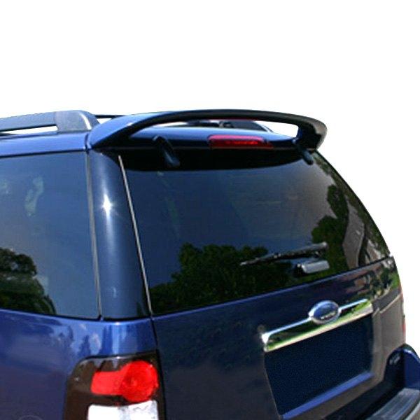 Pure ford explorer 2002 2007 custom style fiberglass for 2002 ford explorer back window glass