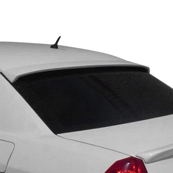Pure 174 fg 089 unpainted custom style fiberglass rear window mount