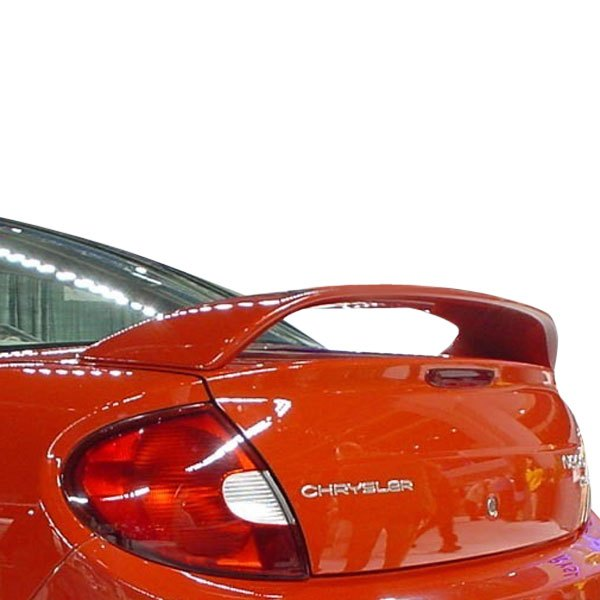 2000 Dodge Neon Interior: Custom Style Fiberglass Rear