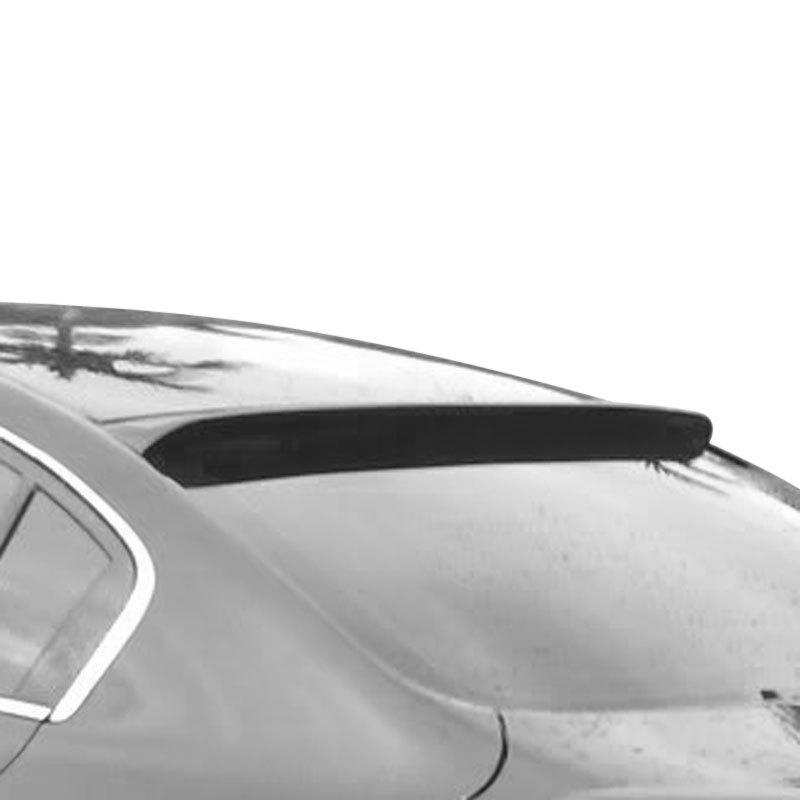 Pure 174 custom style fiberglass rear window mount spoiler