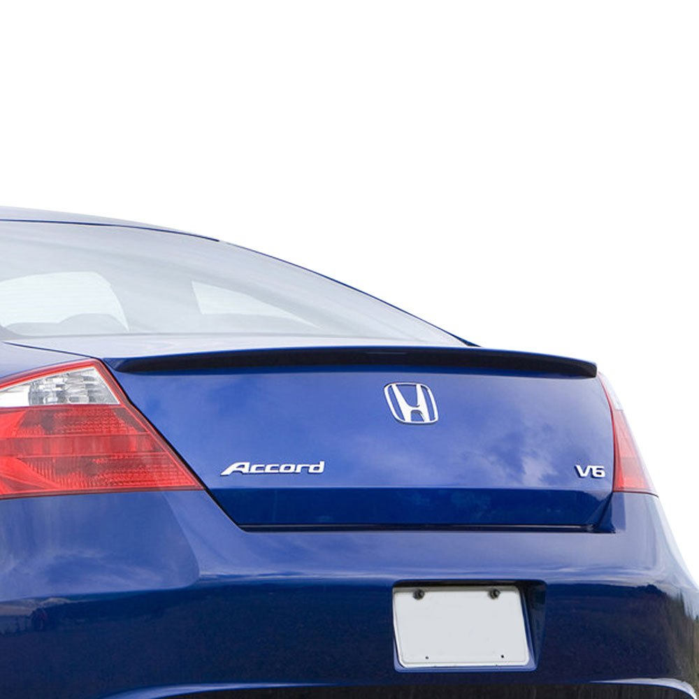 Difference Between Civic And Accord >> Honda rear spoilers