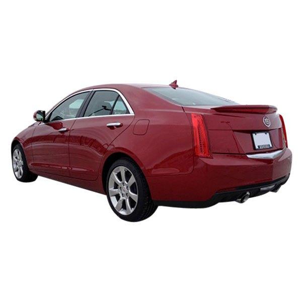 14 Cadillac Ats: Exclusive Rear Lip Spoiler For Cadillac ATS 2013-2014
