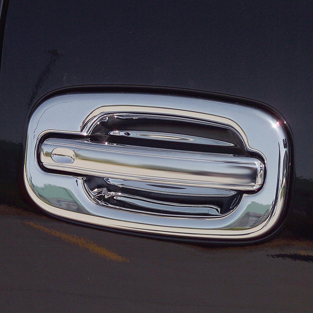 Putco 174 Chevy Silverado 2000 Chrome Door Handle Covers