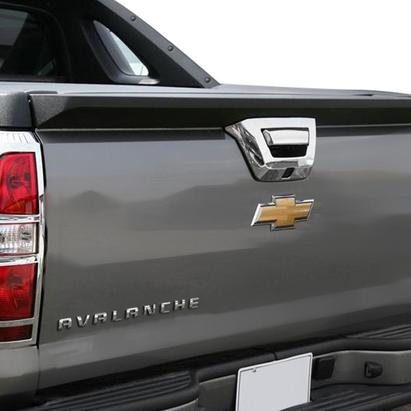 2007 Chevy Avalanche Chrome Accessories Trim At Carid Autos Post