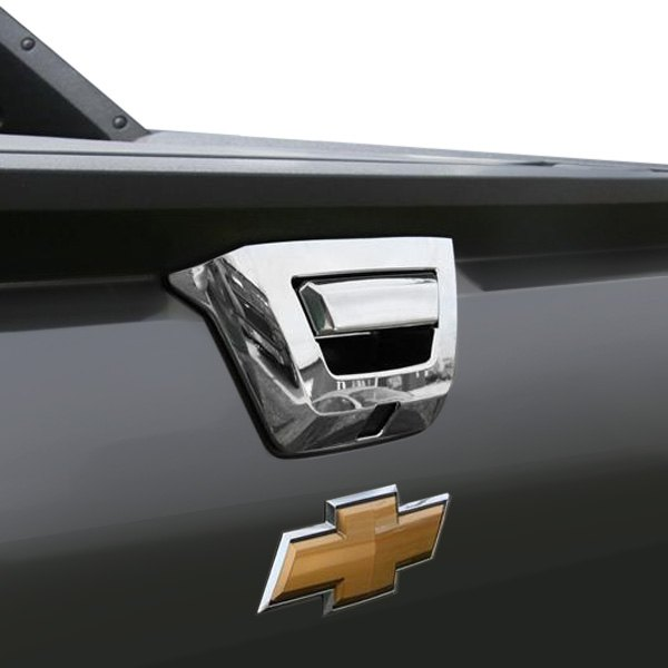 Putco Chevy Avalanche 2007 2013 Chrome Tailgate Handle Cover