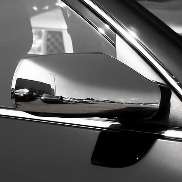 Putco 400115 Nissan Altima 2007 Chrome Mirror Covers