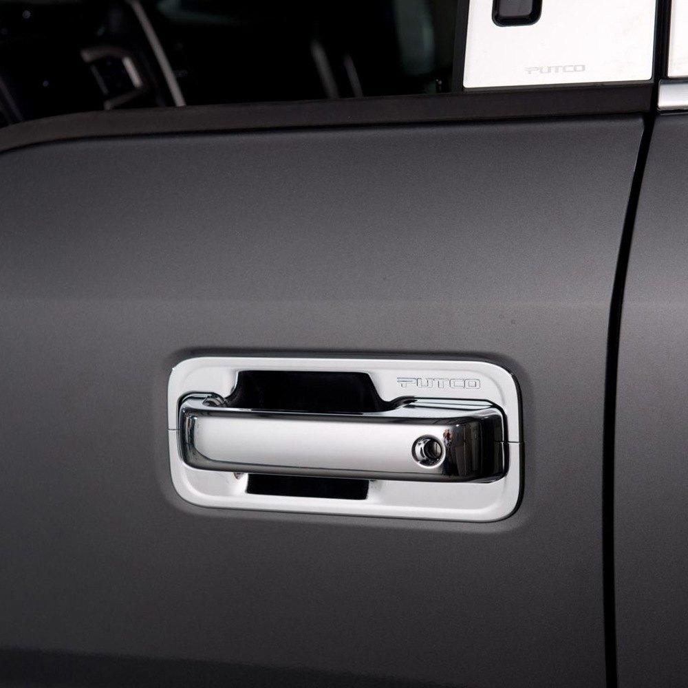 For Ford F 150 2015 2019 Putco 401063 Chrome Door Handle