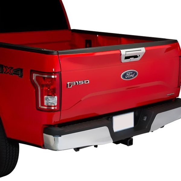 Putco ford f 150 2015 chrome tailgate handle cover for Ford f 150 exterior accessories