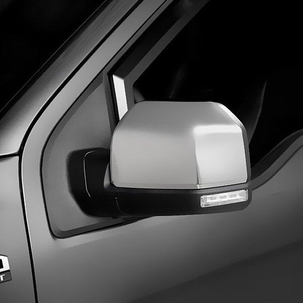 Putco 174 Ford F 150 2015 2016 Chrome Mirror Covers