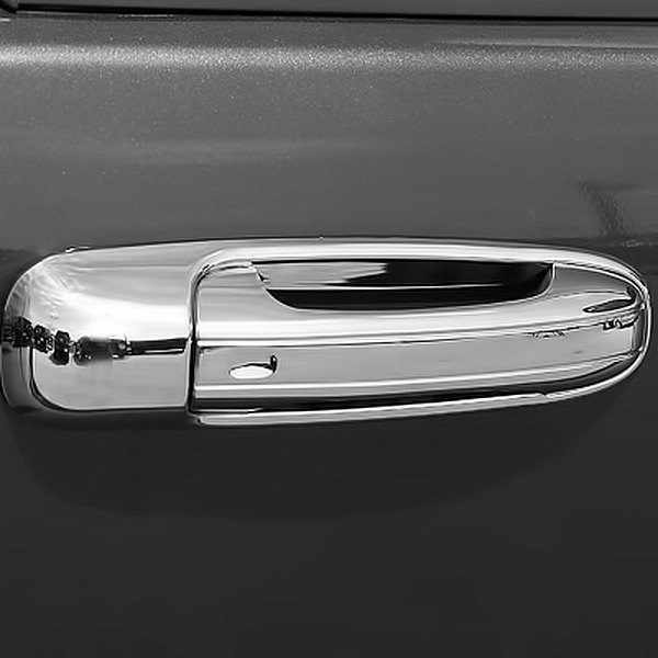 Putco Jeep Grand Cherokee 2004 Chrome Door Handle Covers